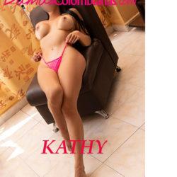 Kathy, chica hermosa con mucha experiencia, masaje tailandes