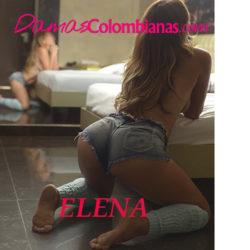 Elena, hermosa prepago dispuesta para ti