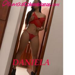 Daniela, chica prepago con cuerpo hermoso y curvas voluptuosas