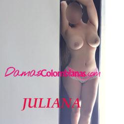 Juliana hermosa prepago en medellin